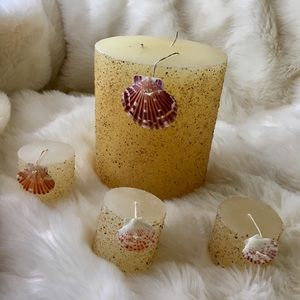 Pottery Barn Candles
